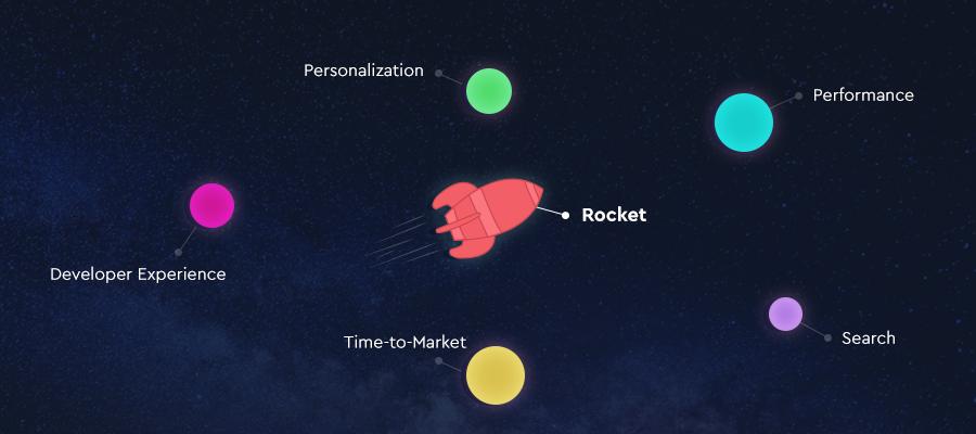 Rocket Frontend - Vorteile im Überblick